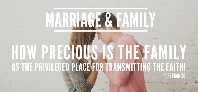 Marriage & Family Landing Page