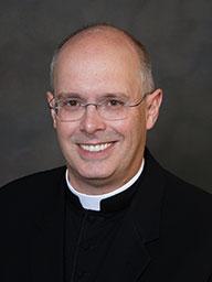 Rev. Msgr. Eric R. Barr, S.T.L.