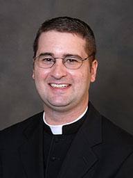 Very Rev. Matthew M. Bergschneider, J.C.L.