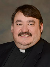 Rev. Jorge Bravo, CS