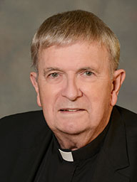 Rev. Msgr. William J. Clausen, S.T.L.