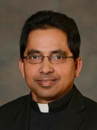 Rev. Max Lasrado