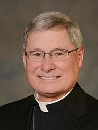 Most Rev. David J. Malloy, D.D., J.C.L., S.T.D.