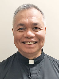Rev. Rene A. Mangahas