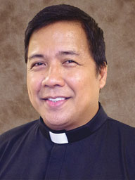 Rev. Rico S. Paril