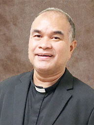 Rev. Carlos Saligumba, SOLT