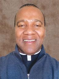 Rev. Luis Segura, MSC