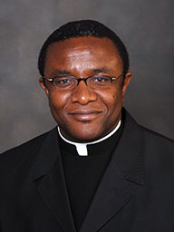 Rev. Akan S. Simon