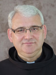 Rev. Krzysztof Smigielski, OFM Conv
