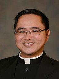 Rev. Ariel A. Valencia