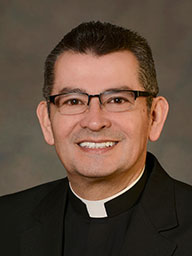 Rev. Msgr. Arquimedes Vallejo, J.C.D.