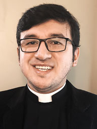 Rev. Jorge Vallejo, MSC