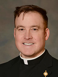 Rev. David M. Vogel